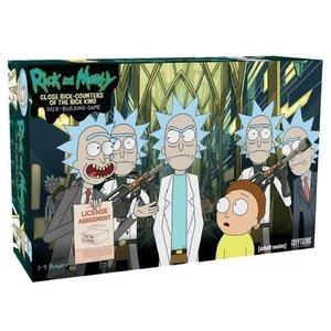 Cryptozoic Rick and Morty DBG: Close Rick-Counters