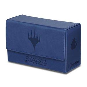 Ultra Pro Ultra Pro: Mana Flip Dual Deck Box - Blue