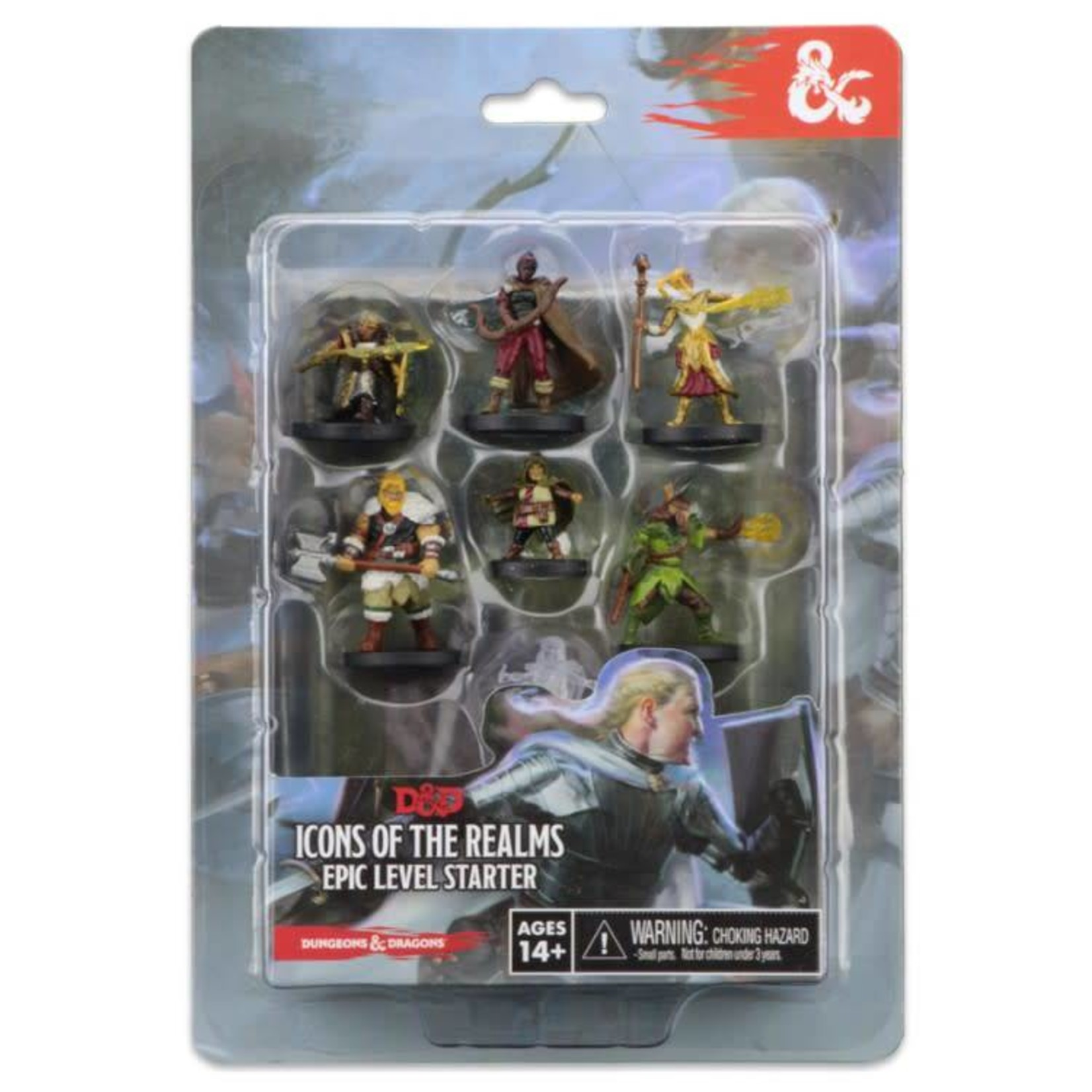 WizKids Dungeons and Dragons Icons of the Realms Epic Level Starter Miniatures