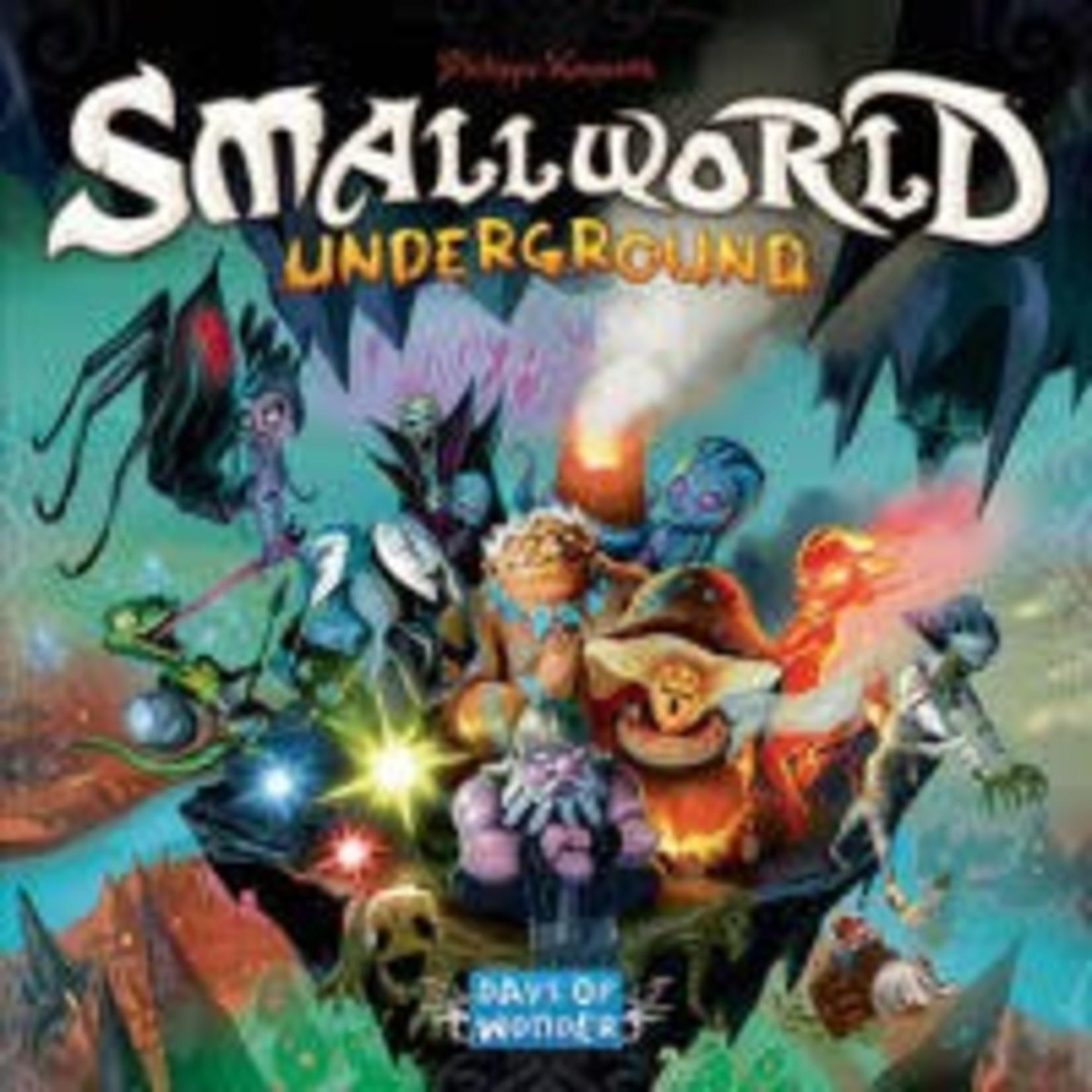 Days of Wonder Small World: Underground Expansion