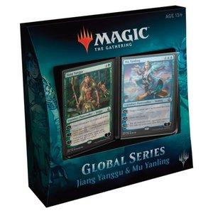 Wizards of the Coast Magic the Gathering: Global Series: Jiang & Mu