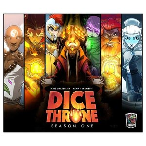 Roxley Games Dice Throne : Season One