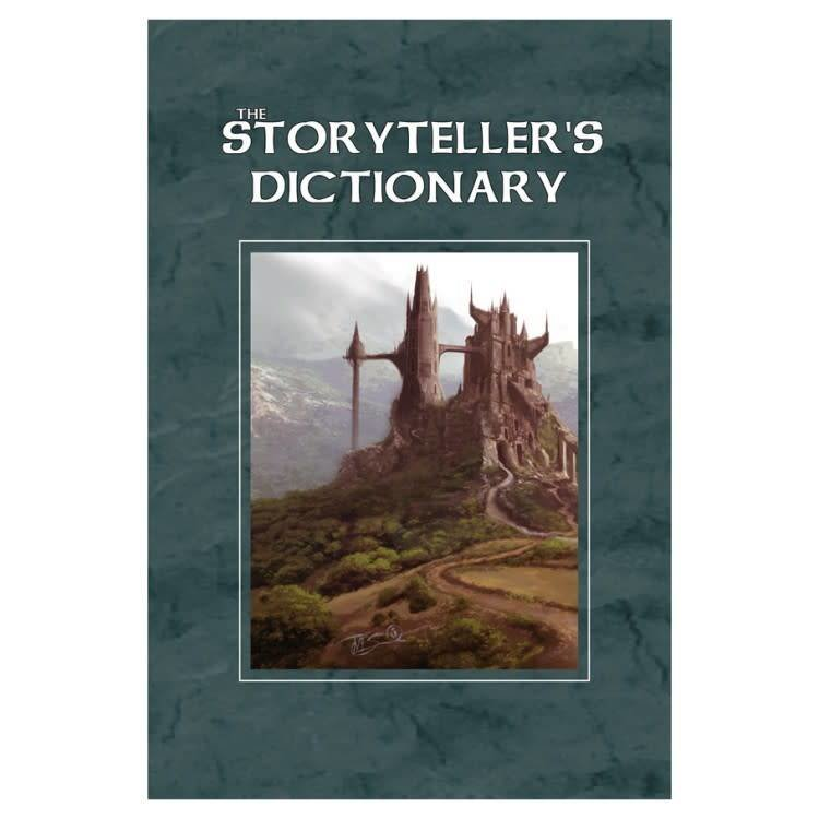 Troll Lord Games The Storyteller's Dictionary
