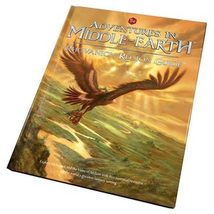 Cubicle 7 Adventures in Middle-Earth: Rhovanion Region Hardcover (Dungeons and Dragons 5th Edition Compatible)