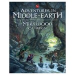 Cubicle 7 Dungeons and Dragons RPG: Adventures in Middle-Earth - Mirkwood Campaign