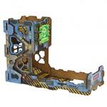 Q Workshop Dice Tower: Tech Color