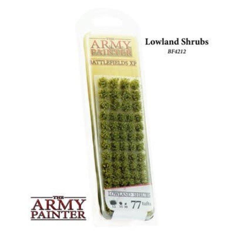 The Army Painter Battlefields XP: Lowland Shrubs