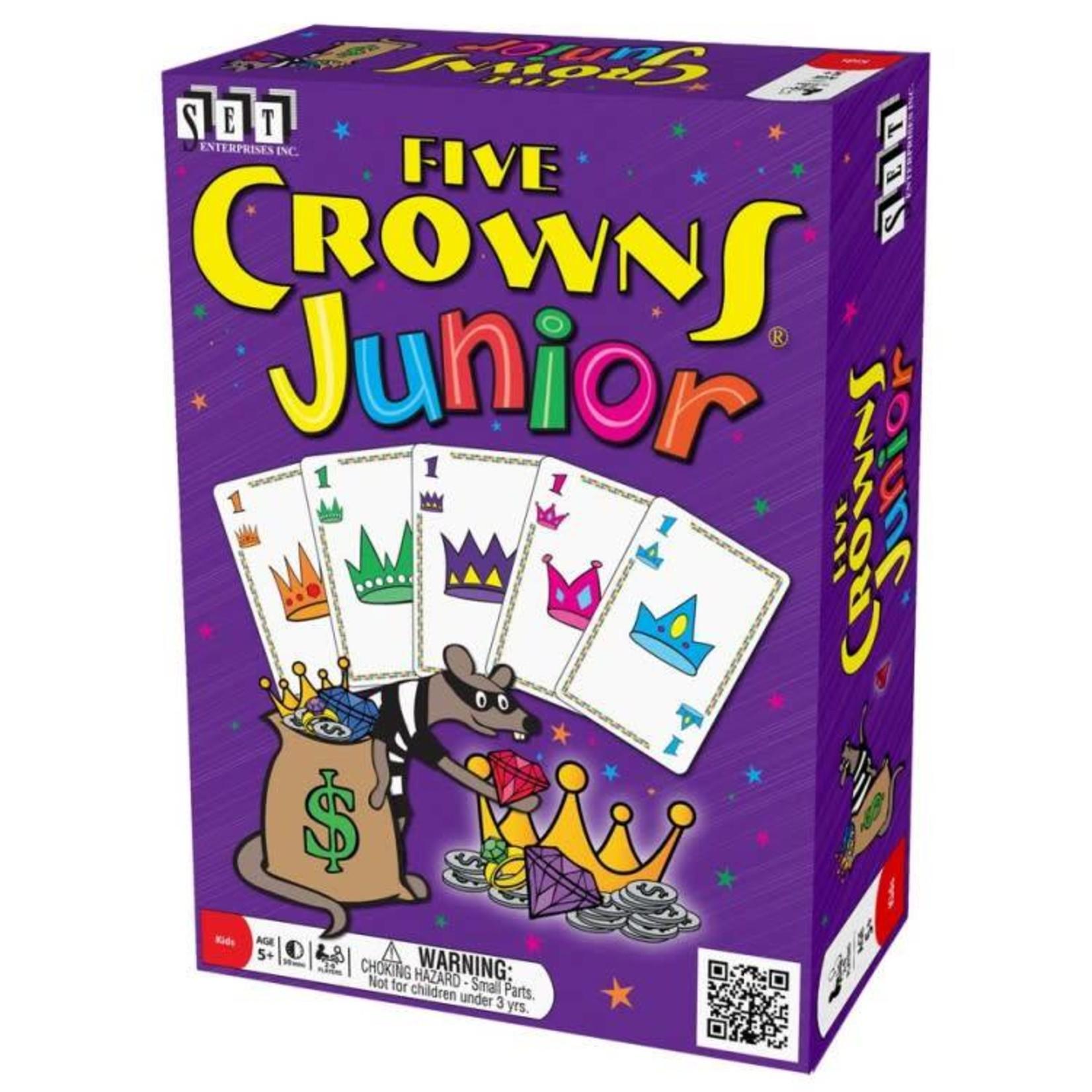 SET Enterprises Five Crowns: Junior