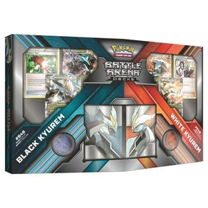 Pokemon International Pokemon Battle Deck: Black-White Kyurem
