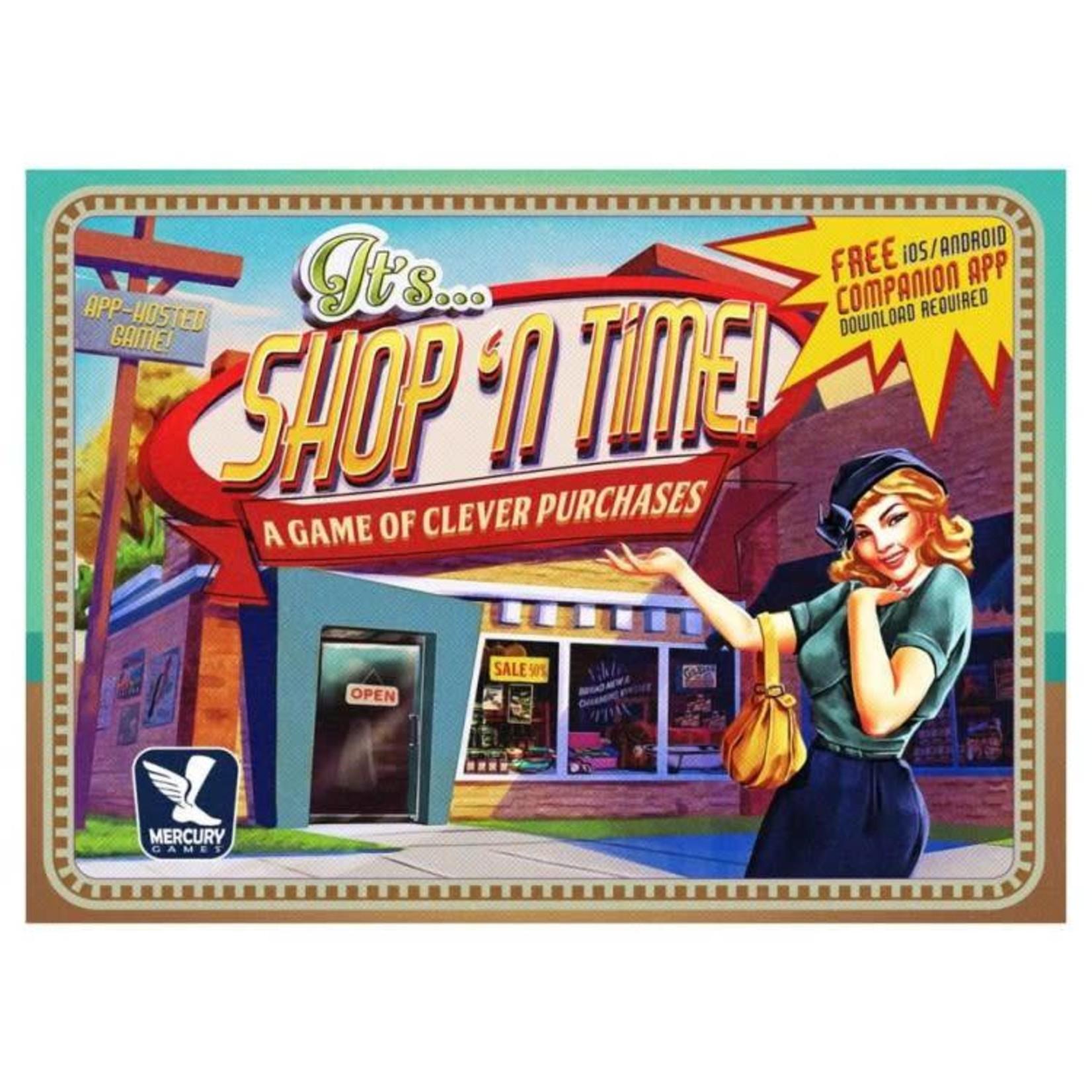 Mercury Games Shop N Time