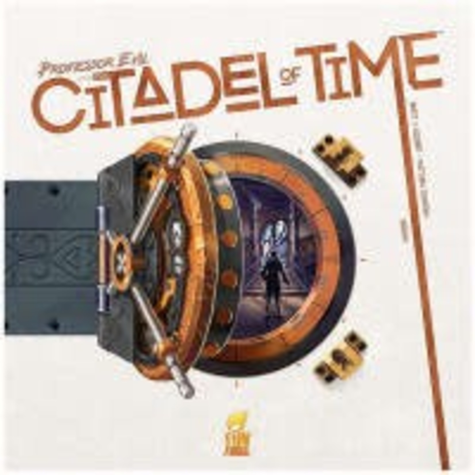 Passport Games Professor Evil and the Citadel of Time