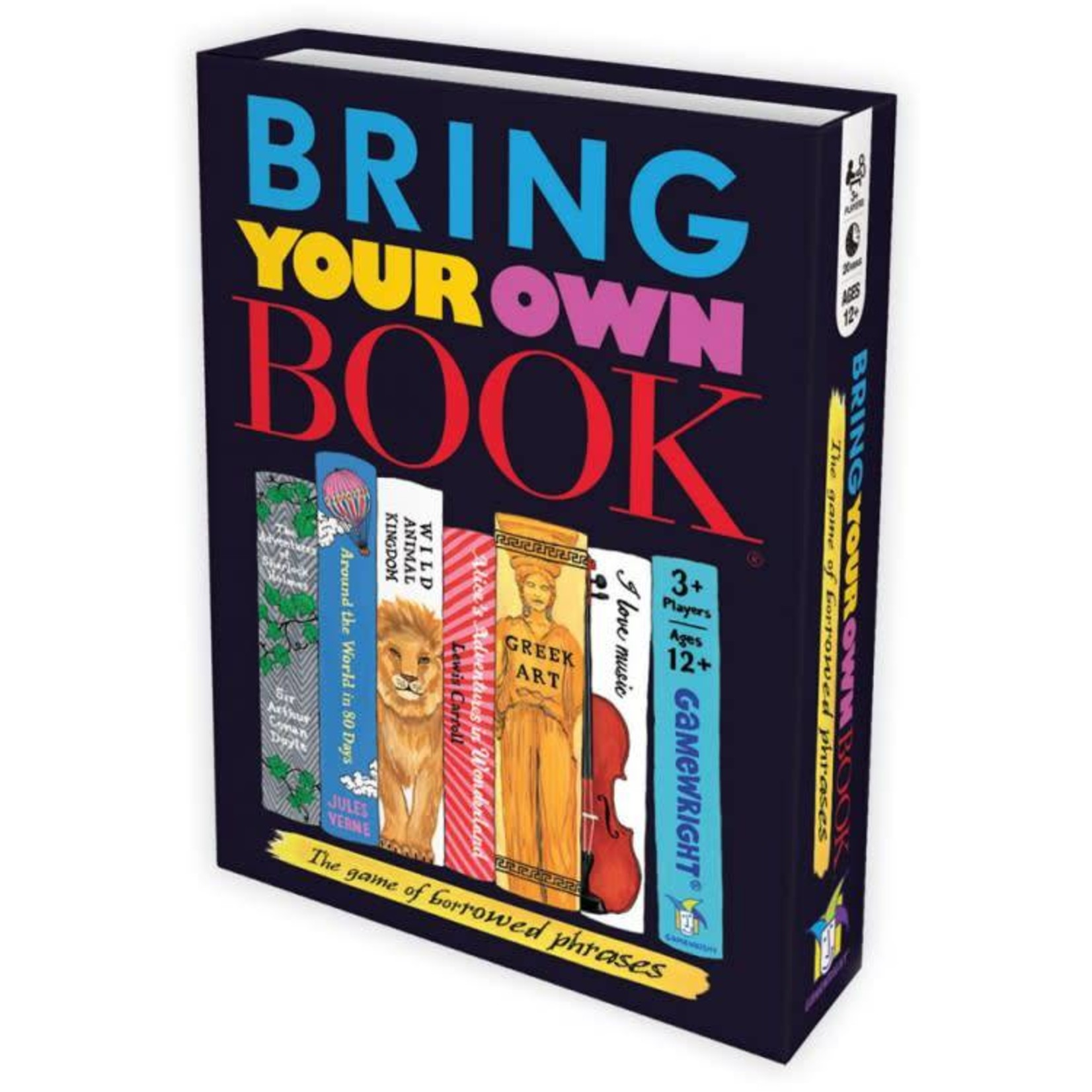 Gamewright Bring Your Own Book