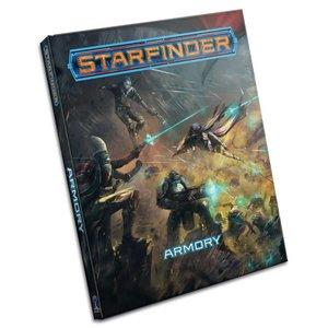 Paizo Starfinder: Armory Hardcover