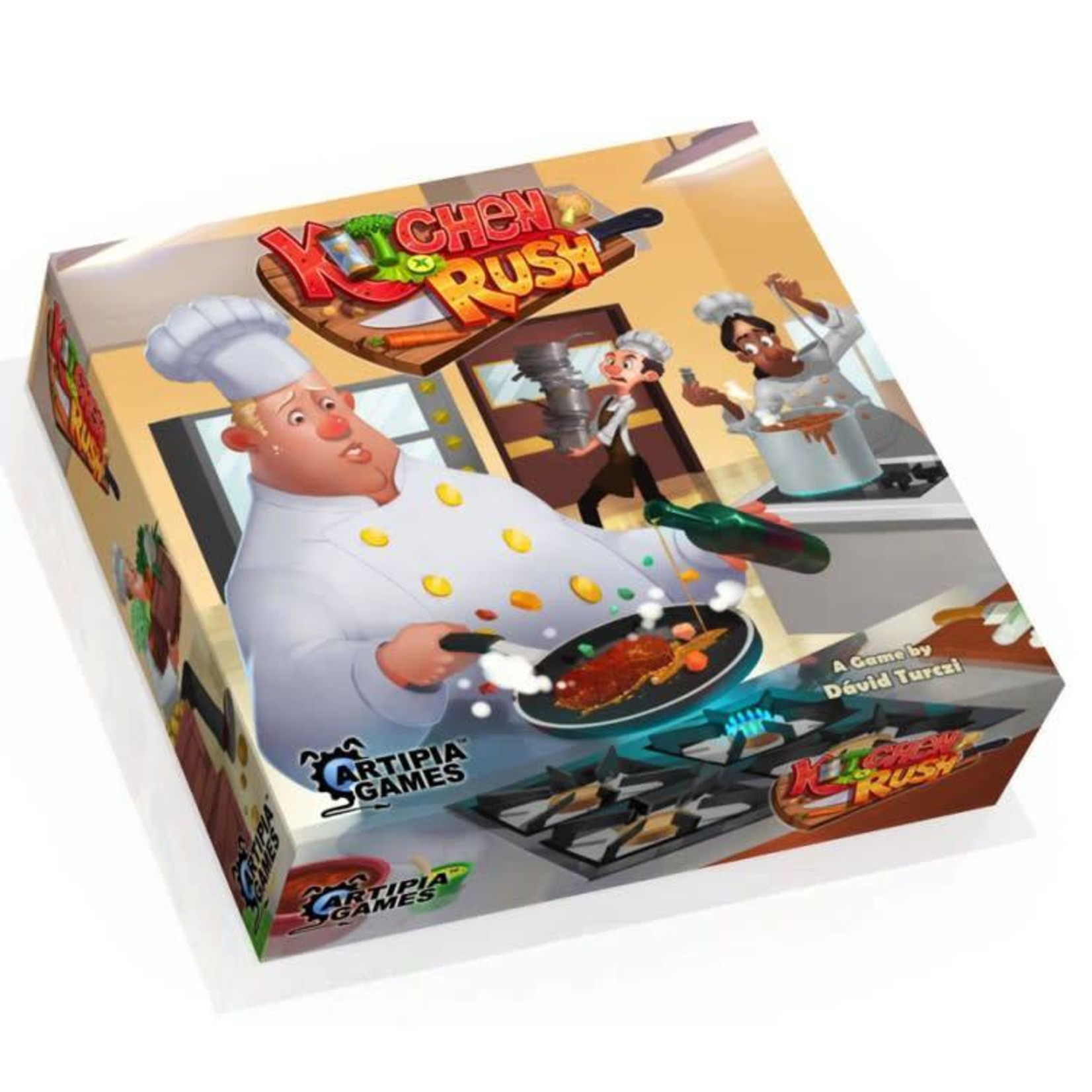 Stronghold Games Kitchen Rush