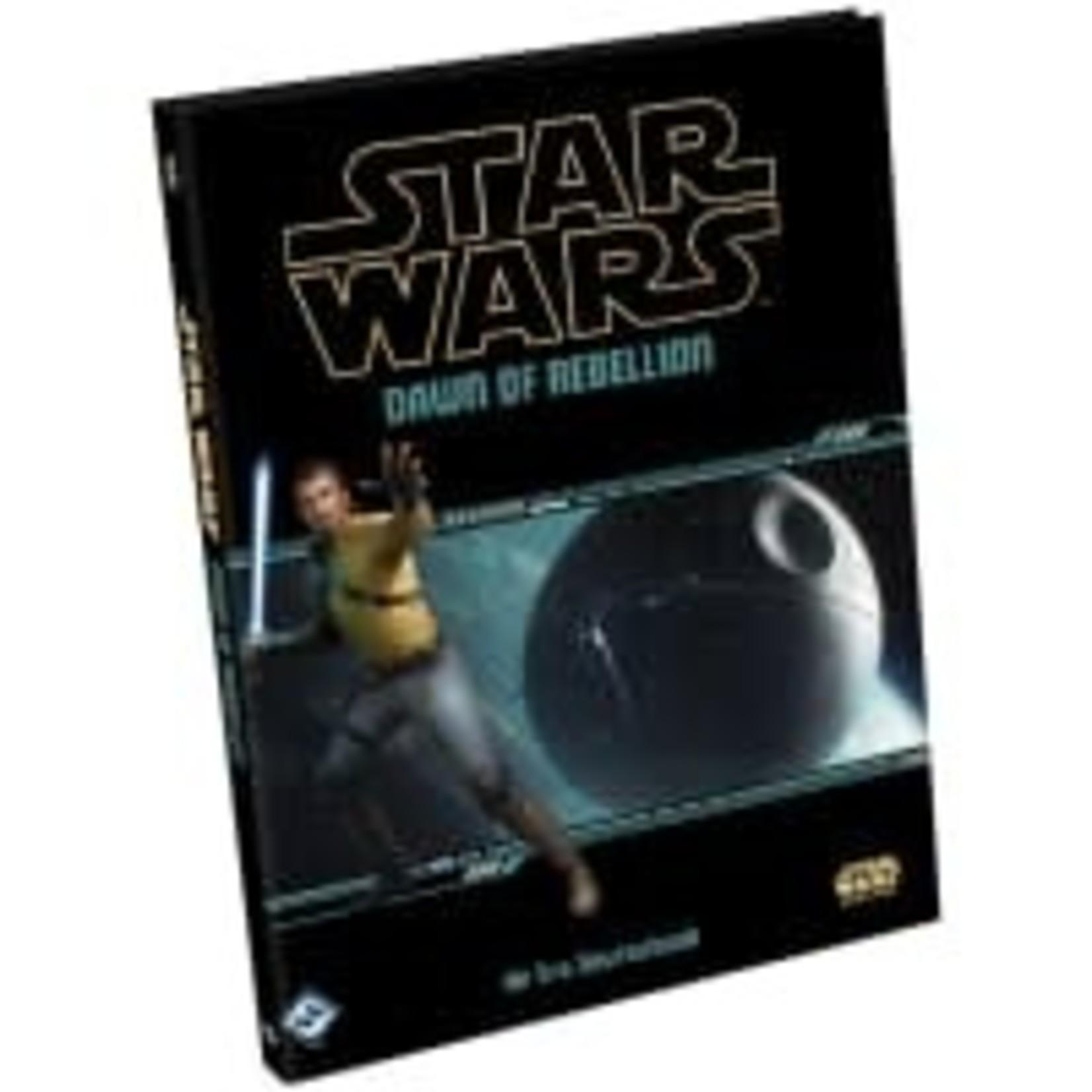 Fantasy Flight Games Star Wars RPG: Dawn of Rebellion Hardcover