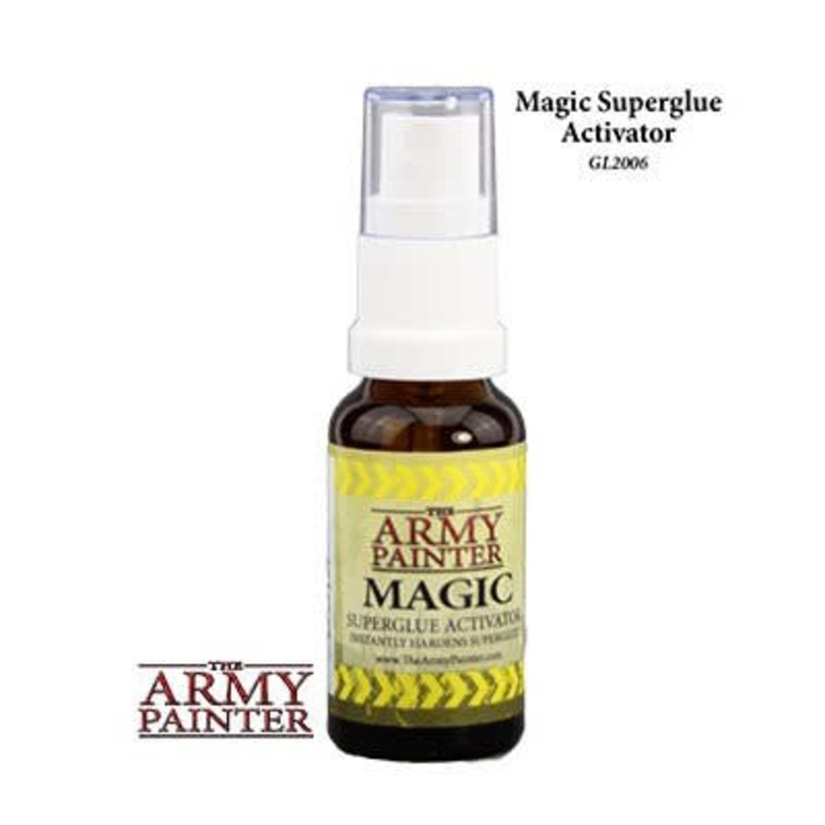 The Army Painter The Army Painter: Miniature Super Glue Activator