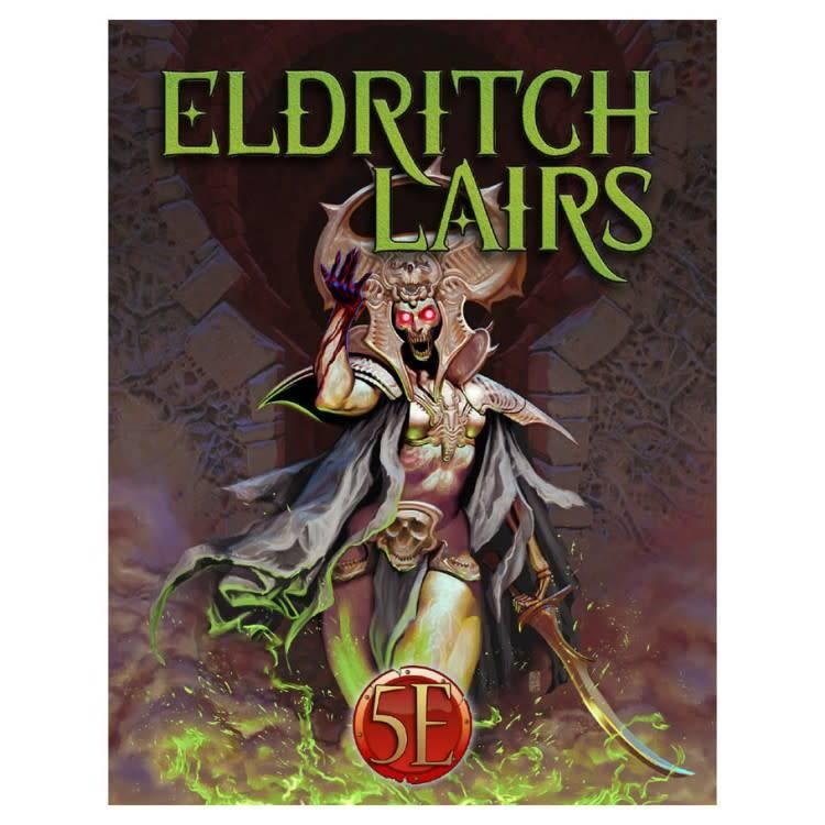 Kobold Dungeons and Dragons RPG: Eldritch Lairs