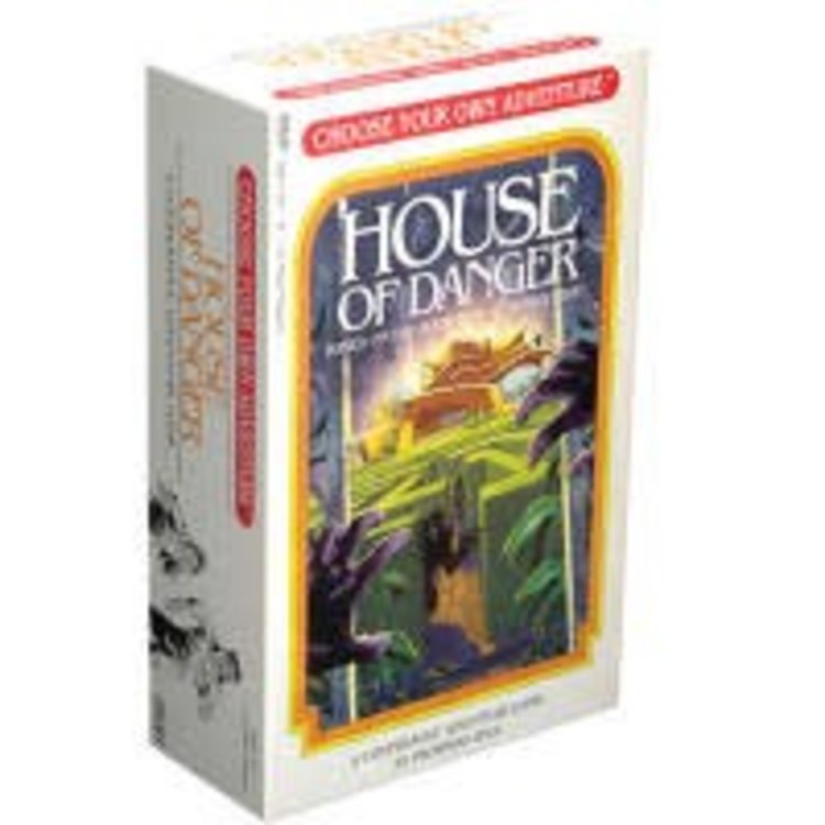 Z-Man Choose Your Own Adventure: House of Danger