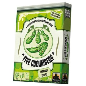 Stronghold Games Five Cucumbers