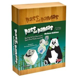 Playroom Entertainment Pass the Pandas - Deluxe