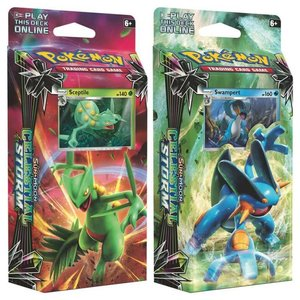 Pokemon International Pokemon Trading Card Game: Celestial Storm Theme Deck