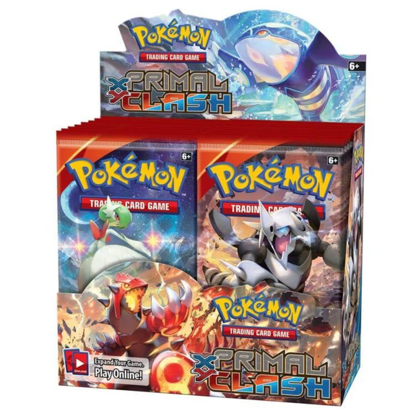 Pokemon International Pokemon Trading Card Game: Primal Clash Booster Box