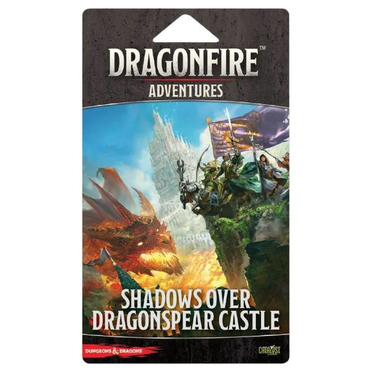 Catalyst Games Dragonfire Deckbuilding Game: Dragonspear Castle Expansion Pack