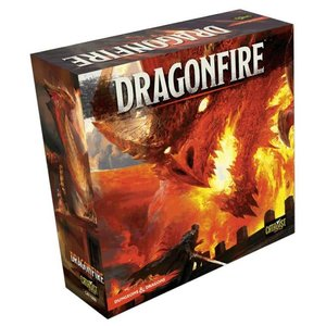 Catalyst Games Dragonfire Deckbuilding Game