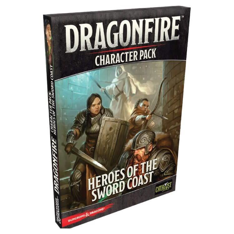 Catalyst Games Dragonfire DBG : Heroes of the Sword Coast