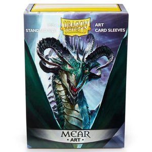 Arcane Tinman Dragon Shields: Classic Art Sleeves - Mear (100)