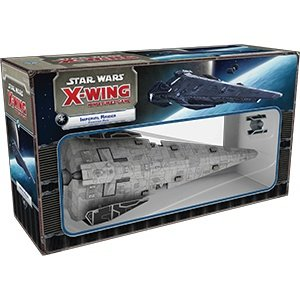 Fantasy Flight Games Star Wars X-Wing 1st Edition: Imperial Raider