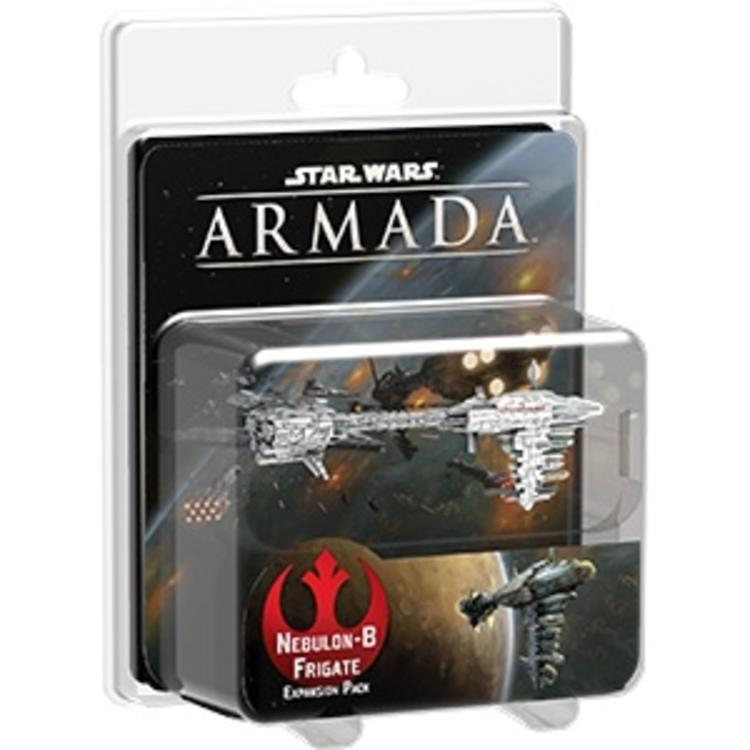 Fantasy Flight Games Star Wars Armada: Nebulon-B Frigate