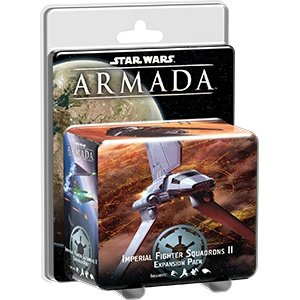 Fantasy Flight Games SW Armada Imperial Fighter Squadrons II