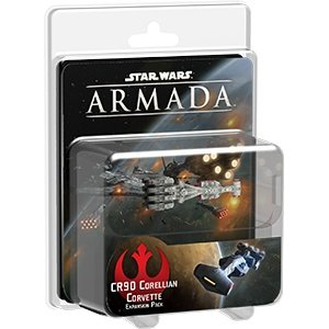 Fantasy Flight Games Star Wars Armada: Corellian Corvette CR90