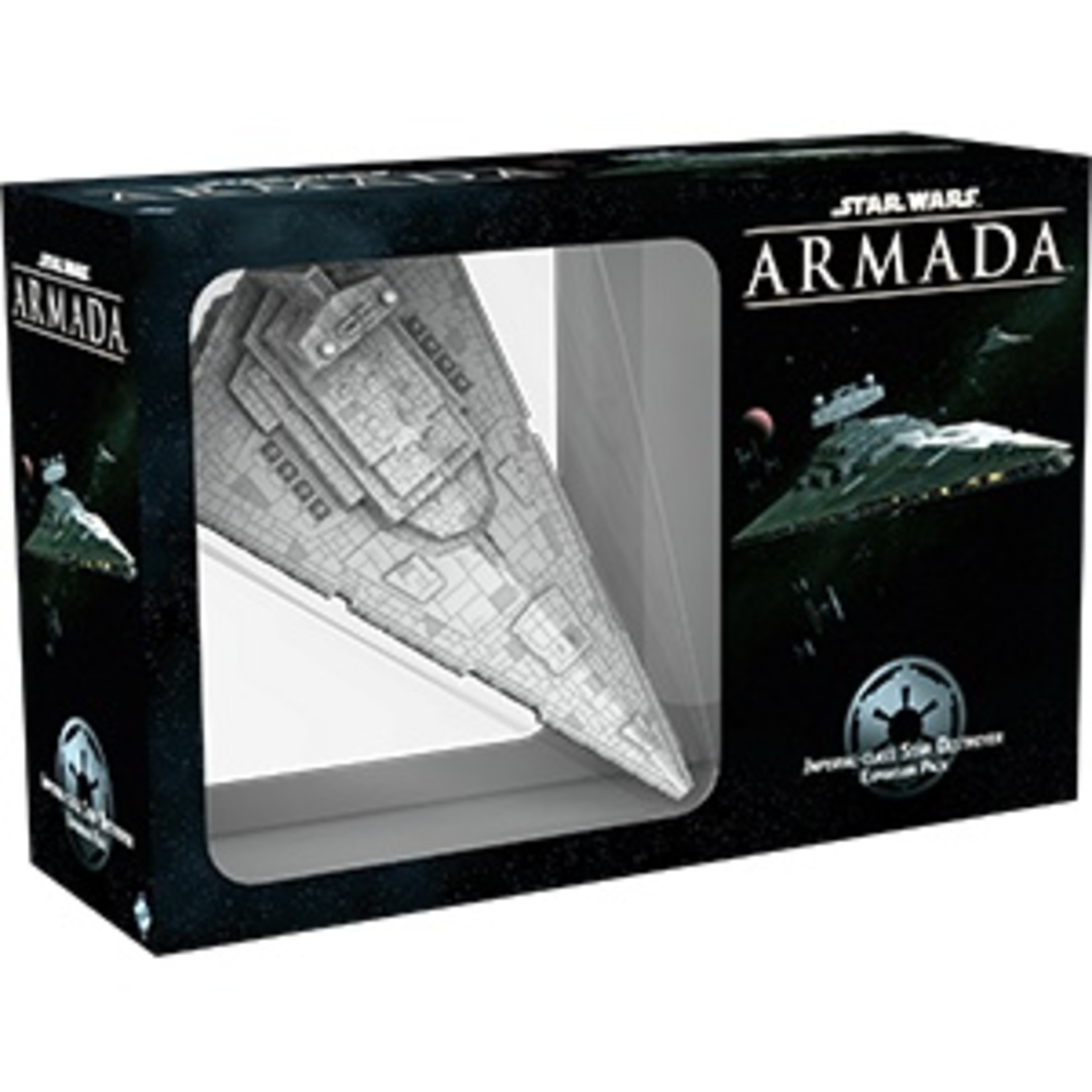 Fantasy Flight Games Star Wars Armada: Imperial Class Star Destroyer