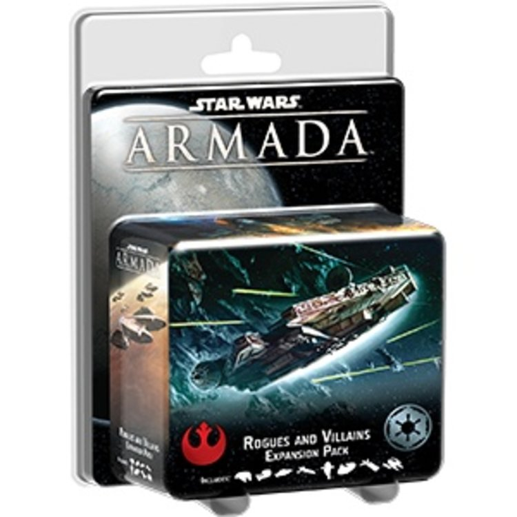 Fantasy Flight Games Star Wars Armada: Rogues & Villians