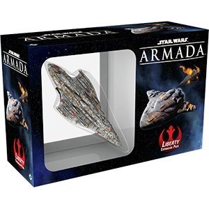 Fantasy Flight Games Star Wars Armada: Liberty MC80 Cruiser