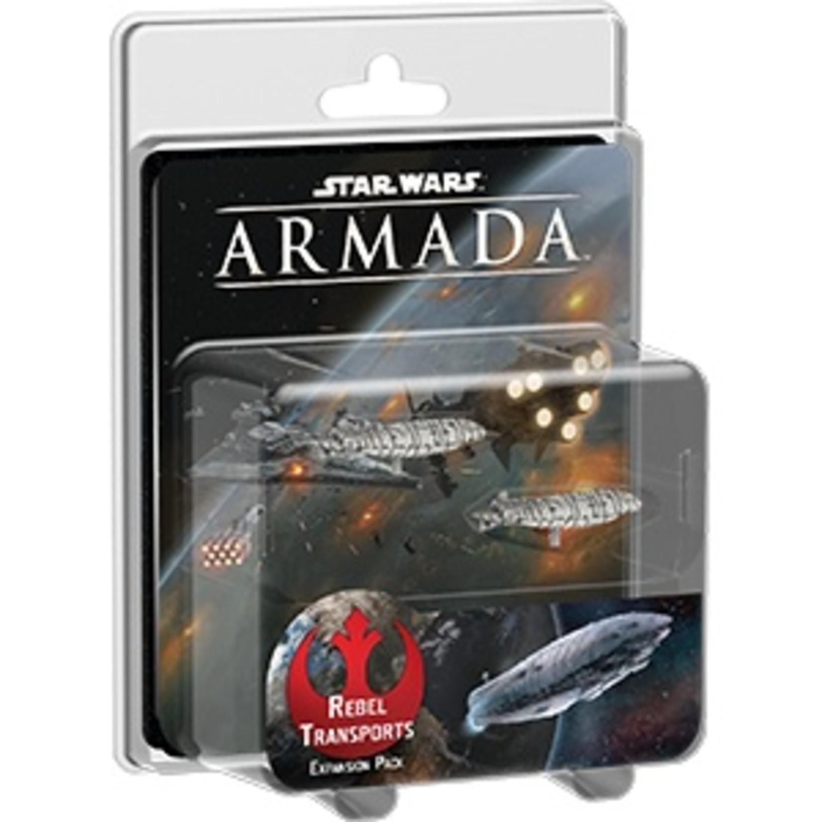 Fantasy Flight Games Star Wars Armada: Rebel Transports Expansion Pack