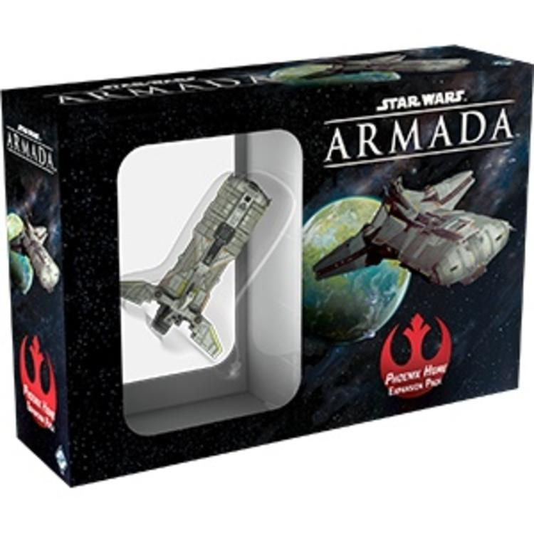 Fantasy Flight Games SW Armada Phoenix Home Pelta