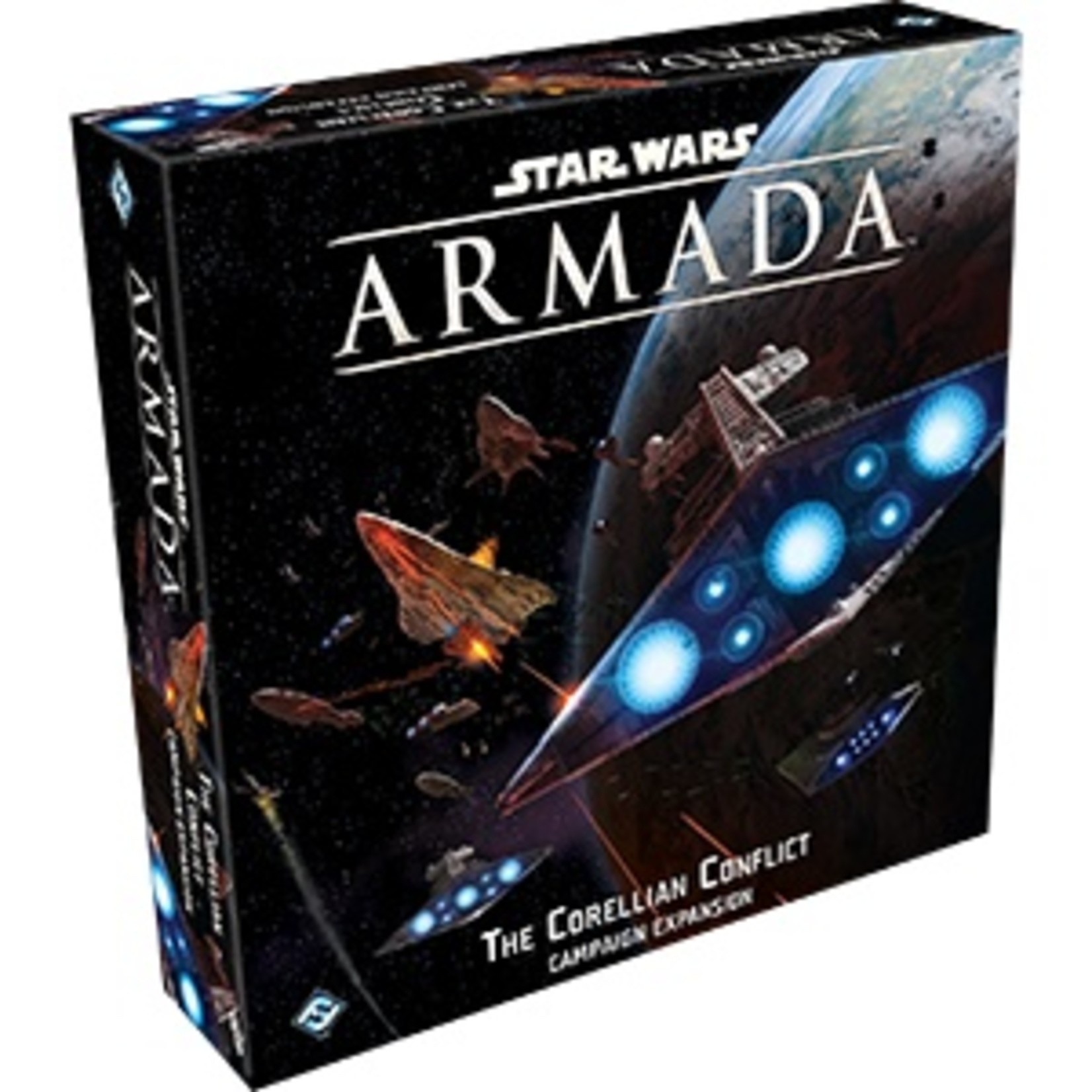 Fantasy Flight Games SW Armada Corellian Conflict Campaign expansion