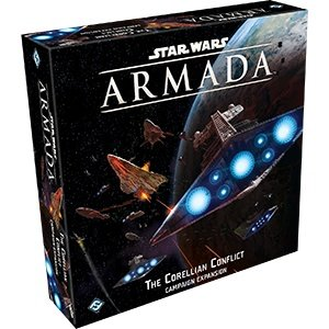 Fantasy Flight Games SW Armada Corellian Conflict Campaign expansion