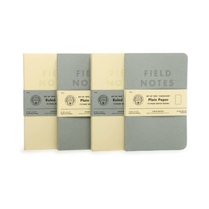 Field Notes Field Notes Signature - Plain Paper