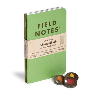 Field Notes Field Notes Shenandoah