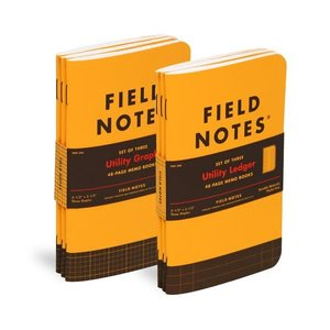 Field Notes Field Notes Utility Ledger