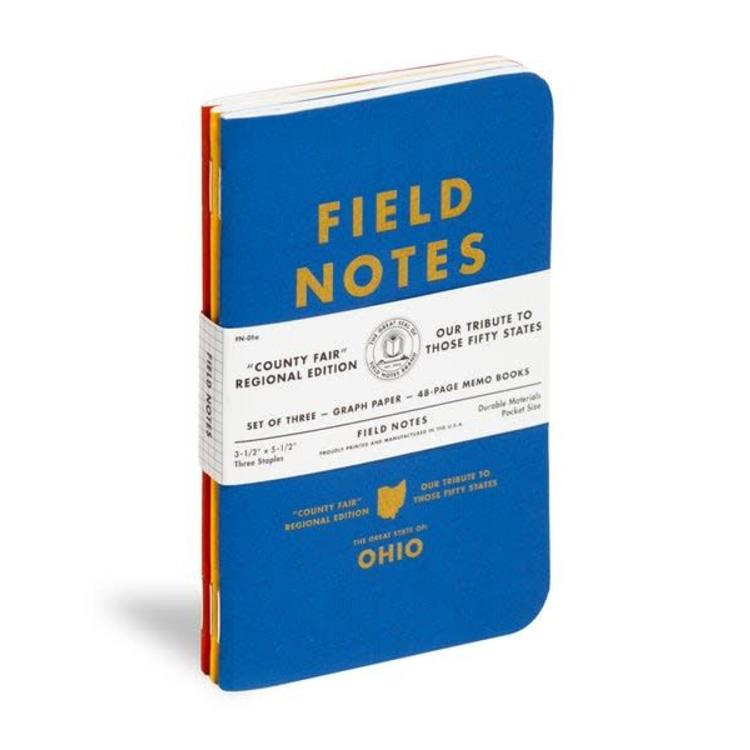 Field Notes Field Notes County Fair