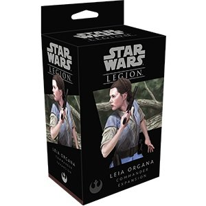 Fantasy Flight Games Star Wars: Legion - Princess Leia