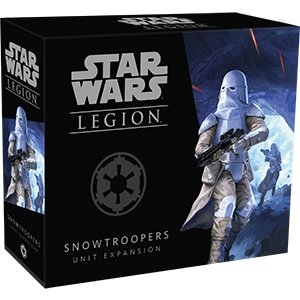 Fantasy Flight Games Star Wars: Legion - Snowtroopers