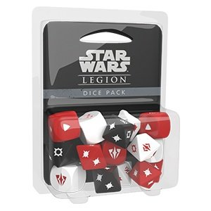Fantasy Flight Games Star Wars Legion Dice Pack