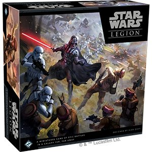 Fantasy Flight Games Star Wars Legion Core Set