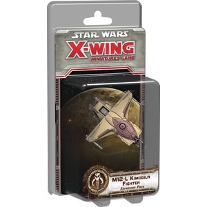 Fantasy Flight Games Star Wars X-Wing 1st Edition: M12-L Kimogila Fighter